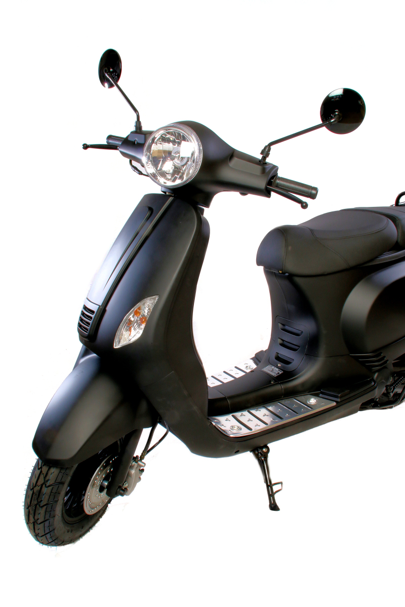 ariic classic jl125t 12 euro 4 efi 125cc the scooter warehouse. Black Bedroom Furniture Sets. Home Design Ideas